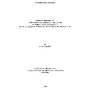 Landry - 2008 - Les bases sociales de la Cooperative de Pecheurs d.pdf